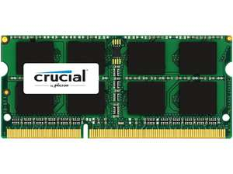 Crucial 4GB SO-DIMM PC3-14900 CL13 für 32€ (Media Markt)