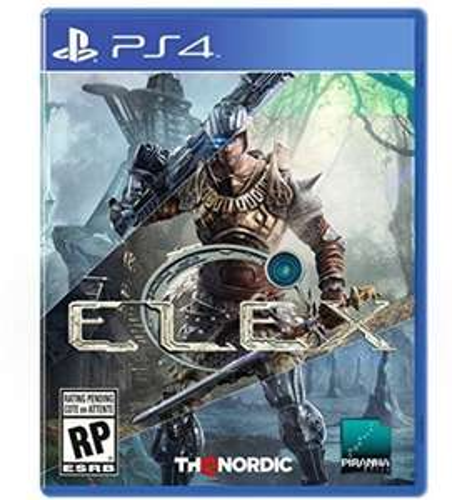 Elex - Playstation 4 für 17,42€ (Amazon.com)