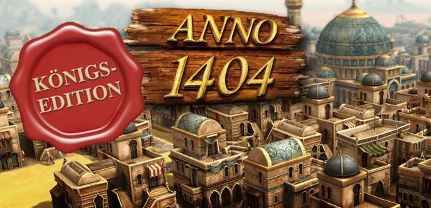 Anno 1404 Gold für 2,99€ [Uplay]