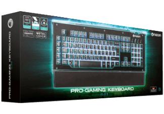 NACON CL-510 Gaming-Tastatur mit Hintergrundbeleuchtung in Blau/Rot/Violett für 41€ inkl. Versand (Media Markt)