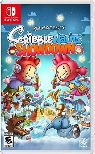 Scribblenauts: Showdown (Nintendo Switch) für 21,80€ (Amazon.com)