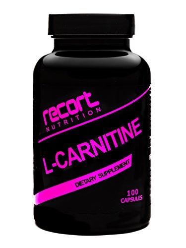 AMAZON 30% Rabatt Recort Nutrition L-Carnitin Kapseln