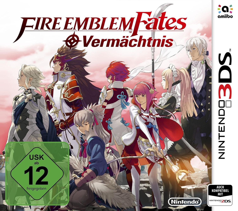 Fire Emblem Fates: Vermächtnis (3DS) für 14,58€ (Amazon Prime)