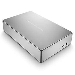 "[Ebay / Amazon / MM] LaCie Porsche Design Desktop USB-C 6TB 3.5"" (STFE6000401)"