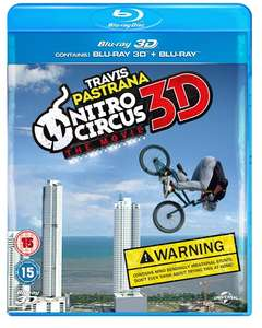 Nitro Circus - Der Film (3D Blu-ray + Blu-ray) für 4,20€ (Zoom.co.uk)