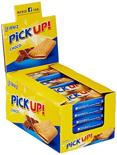 [Amazon] 24er Pack (24x28g) Leibniz PiCK UP! Choco im Spar-Abo (5,26€ bei 5 Abos)