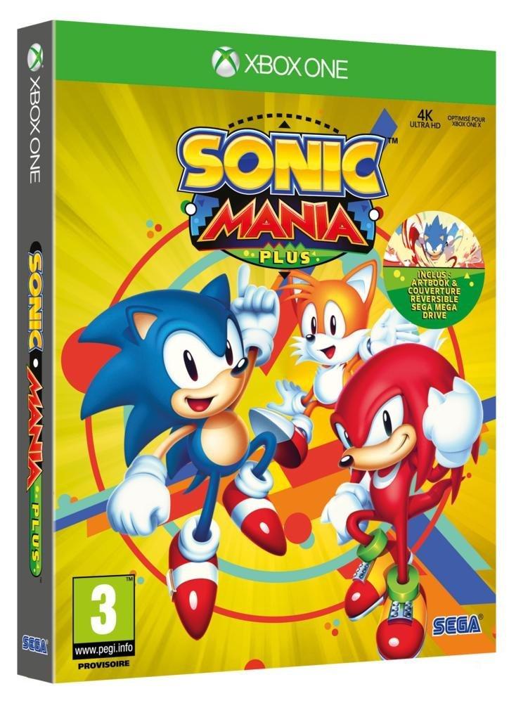 Sonic Mania Plus (Xbox One & PS4) für je 24,16€ (Amazon FR)