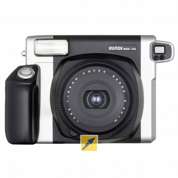 Sofortbildkamera Fujifilm instax wide 300 [Technikdirekt+Masterpass]