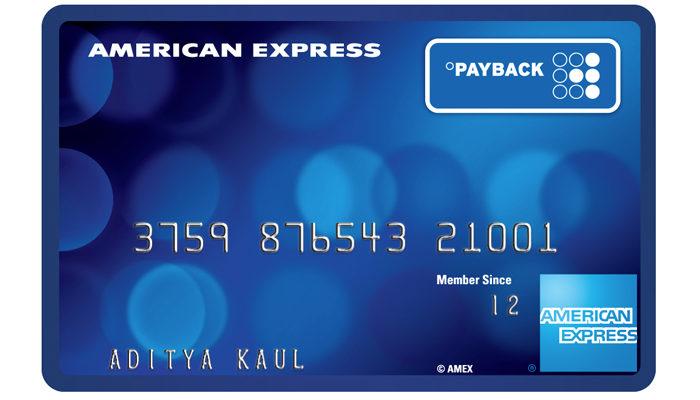 Lebenslang Kostenlose PAYBACK American Express Kreditkarte mit 40€ Startguthaben