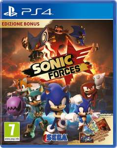 Sonic Forces Bonus Edition (PS4) für 18,78€ (Amazon IT)