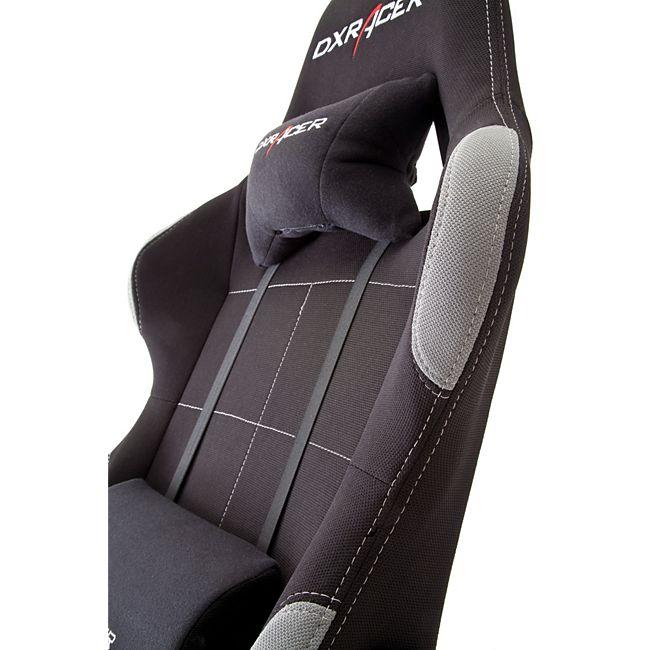Plus.de DXRacer 5 Chefsessel F-Serie schwarz/grau