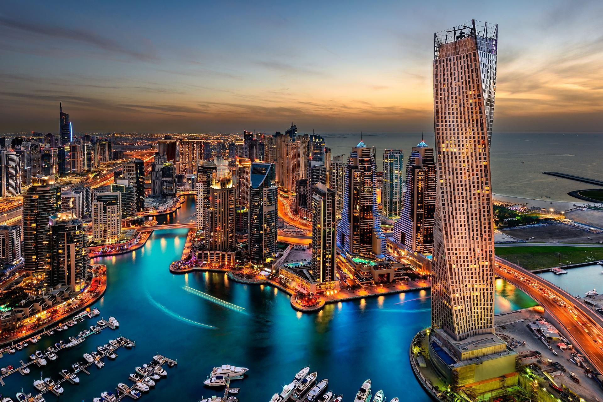 Flüge: Dubai (November) - Hin und Rückflug von Berlin, München, Frankfurt, Wien nach Dubai ab 223€