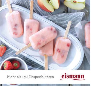 40€ Eismann - Gutschein für 20€ @Limango + Groupon