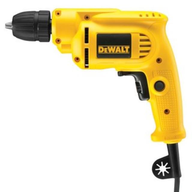 Marktabholung ScrewFix: DeWalt Bohrmaschine - DWD014S 10mm Bohrfutter, 550W, mit Kabel, R/L Lauf