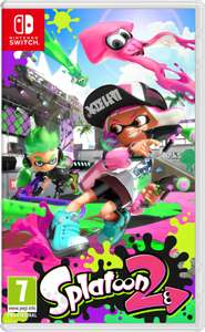 Splatoon 2 (Switch) für 37,95€ (Coolshop)