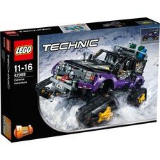 [Alternate + Masterpass] LEGO 42069 Technic Extremgeländefahrzeug, Konstruktionsspielzeug
