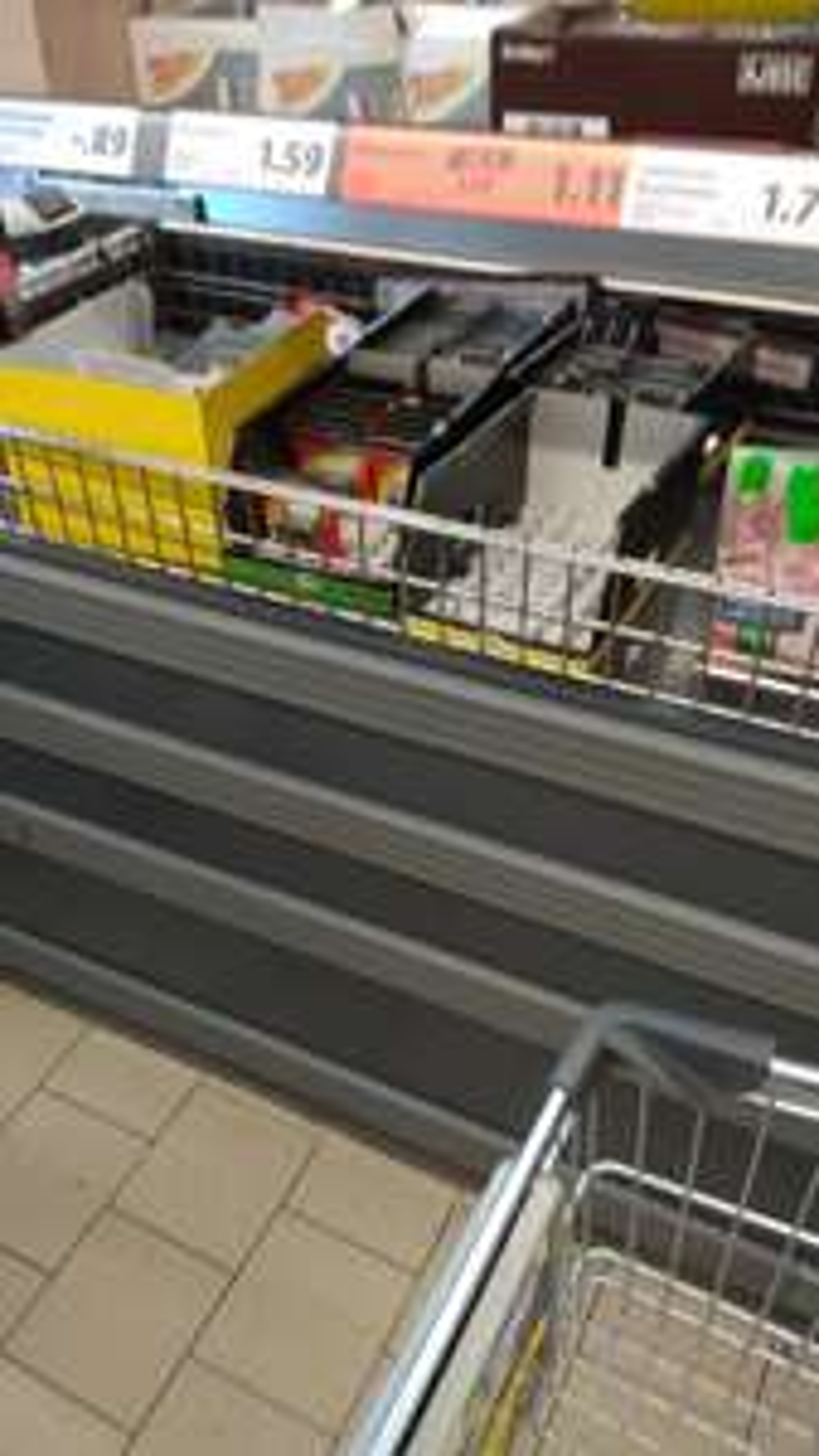 Lidl (Lokal Mainz-Kastel) 8 AA Batterie aerocell für 1,11€ statt 1,59