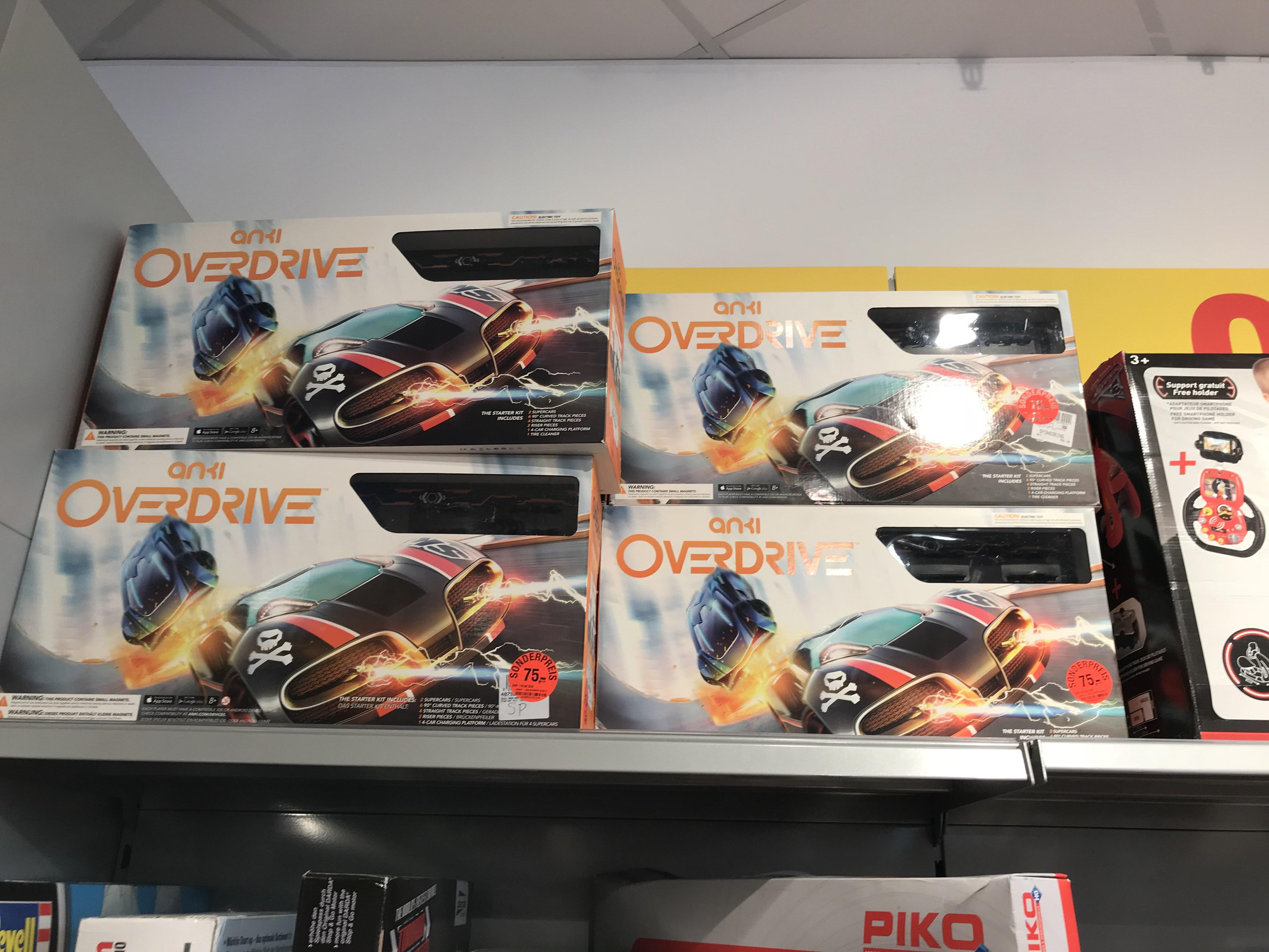 [Lokal Lübeck] Anki Overdrive Starter Kit für 75€