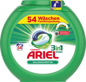 18 Waschpods für 3,89€ bei DM in  der Filiale