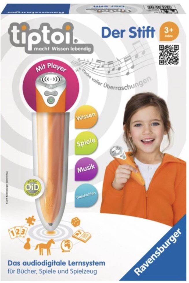 TipToi der Stift mit Player für 17,49€ inkl. Versand