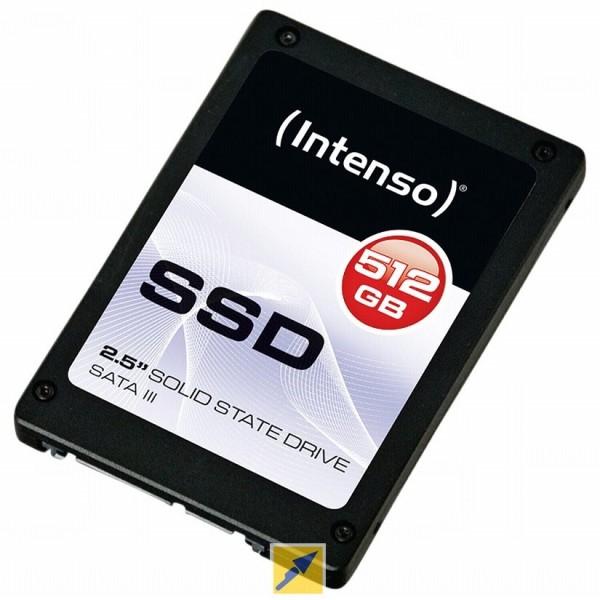 [Technikdirekt] Intenso 512GB Top interne SSD für 65,89€ bei Zahlung mit Masterpass (Vorbestellbar)