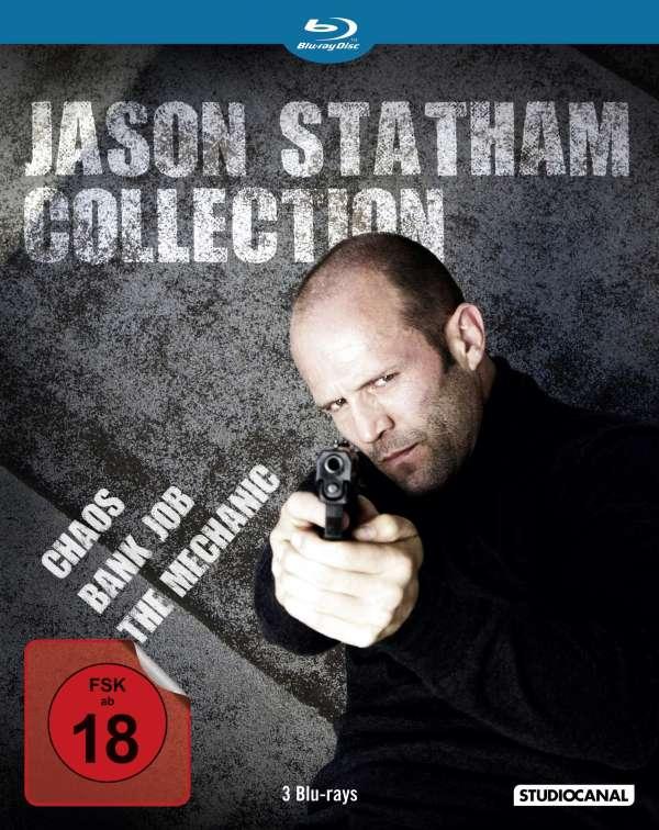 [JPC] Jason Statham Collection (3 Filme) / Chaos, Bank Job, The Mechanic