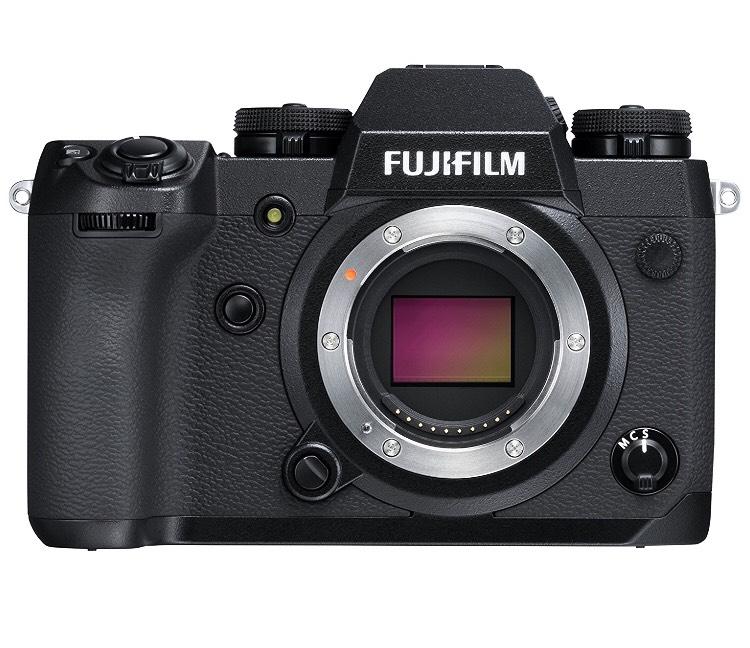 Fujifilm X-H1 bei Amazon Spanien für 1629,-.