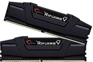 G.SKill Ripjaws V Black 8GB Kit DDR4-3866 CL18 für 59,16€ (Amazon.fr)