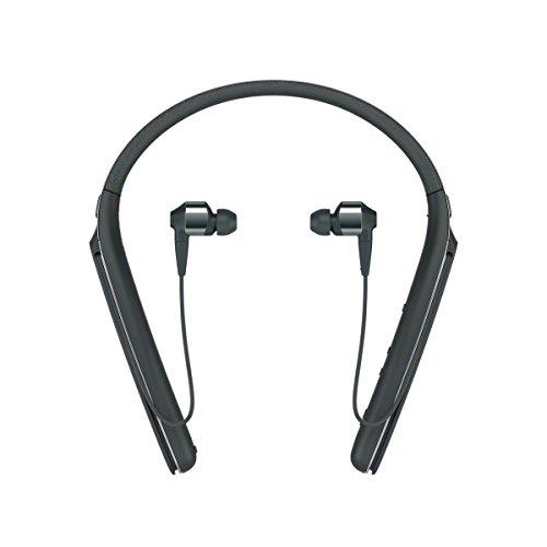 [amazon.es] Sony WI-1000X - Kabelloser High-Resolution In-Ear Kopfhörer im Neckband Design (Noise Cancelling, Bluetooth, NFC, Headset-Funktion, bis zu 10 Stunden Akkulaufzeit) in schwarz