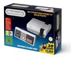 NINTENDO ENTERTAINMENT SYSTEM (NES) Classic für 60 Euro (ohne Masterpass)