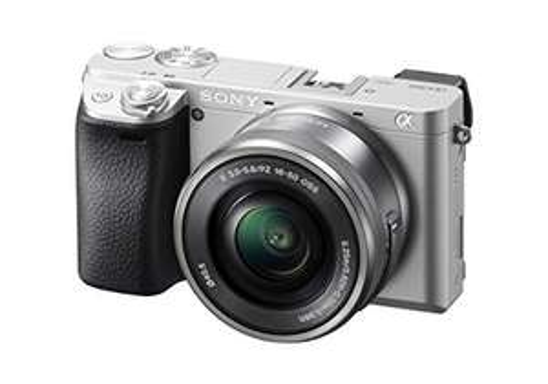 Sony Alpha 6300 inklusiv 16-50 mm Objektiv