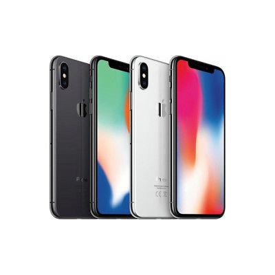 [ebay] APPLE iPhone X 64 GB silber grau B-Ware