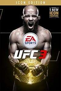 EA Sports UFC 3 Icon Edition (Xbox One) für 15,84€ (Xbox Store AR Xbox Live Gold)
