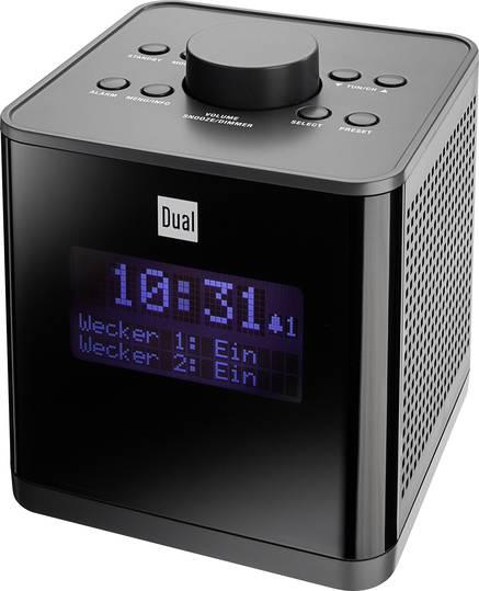 Dual DAB CR 29 DAB+ Radiowecker
