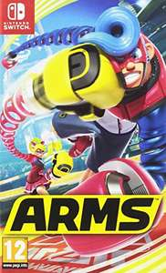 ARMS (Switch) für 38,85€ (Amazon FR)