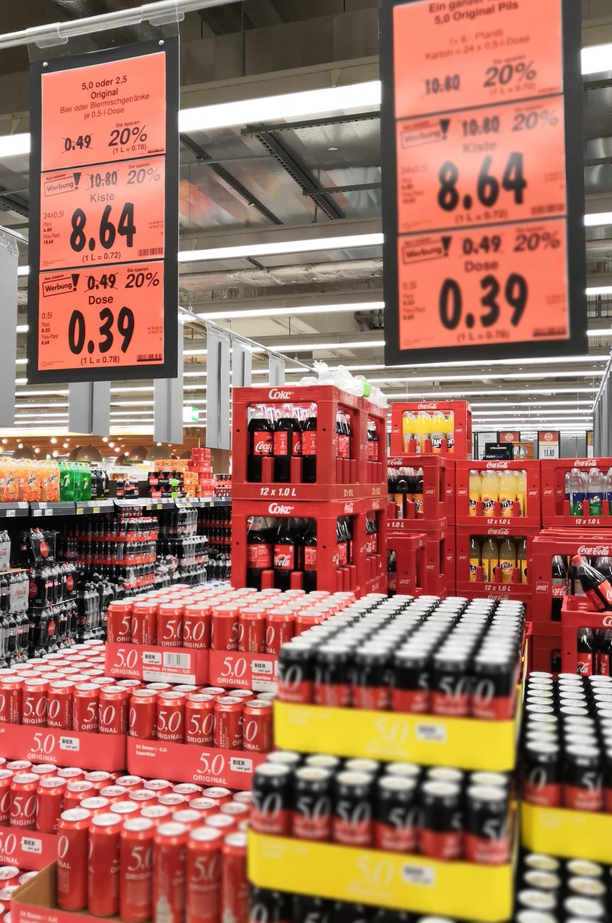 [Lokal] [Stuttgart] 5,0 Dosen für 39 Cent
