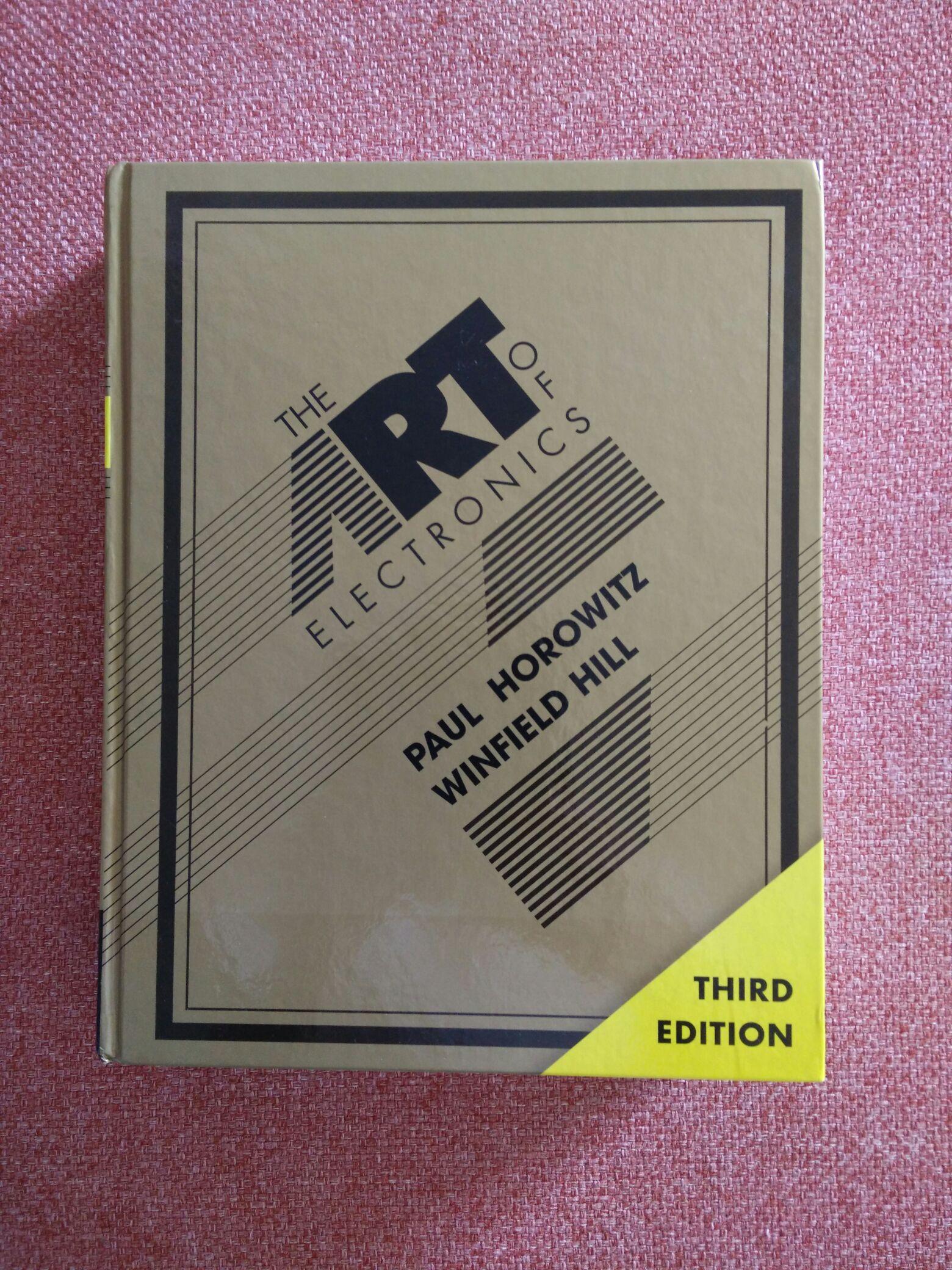"[Amazon] Buch ""The Art of Electronics"" Elektronik Elektrotechnik"