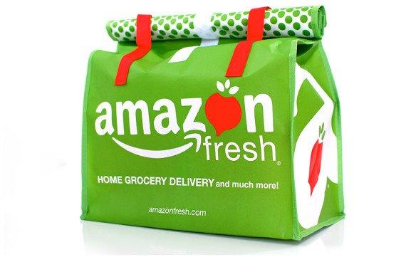 [lokal][Amazon Fresh] 30% Rabatt auf ausgewählte Produkte z.B. Ben & Jerrys für 3,77 €