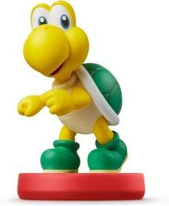 Nintendo amiibo (Super Mario Collection) Koopa Troopa für 11,70€ (Amazon Prime & Dodax)