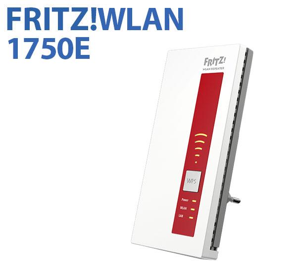 AVM WLAN Repeater 1750E bei Zahlung mit Masterpass