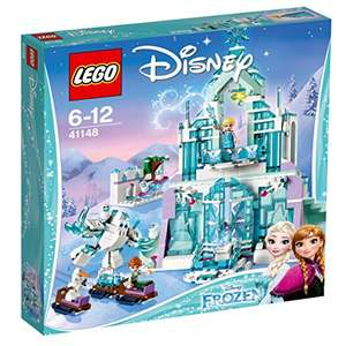 [Amazon oder Toysrus] Lego Disney Princess 41148 - Elsas magischer Eispalast, Disney Prinzessin Spielzeug