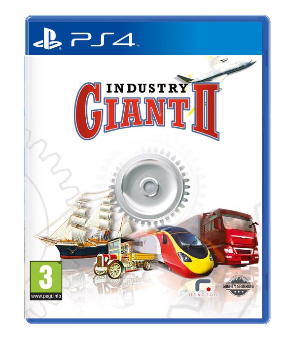 Der Industrie Gigant II: HD Remake (PS4) für 10,95€ (Coolshop)