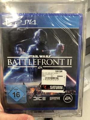 Star Wars Battlefront 2 - PS4 & Xbox One /Saturn Duisburg - Forum/ Lokal / 12,99€