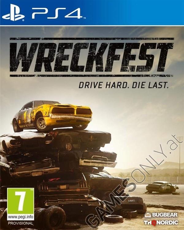 Wreckfest (PEGI) für PS4/Xbox Preorder zum Sonderpreis