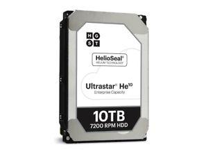 "[ebay / pemanti --> ""Umzugsdeal""] Hitachi HGST UltraStar He10 10TB HUH721010ALE600 0F27452 Festplatte 3,5"" SATA3 - recertified -"