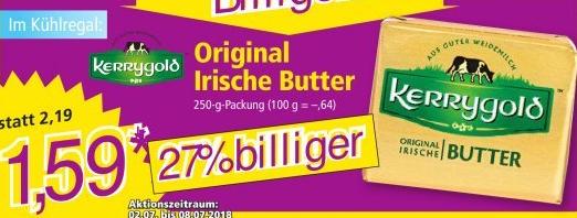 [Norma, Lokal?] Kerrygold Irische Butter