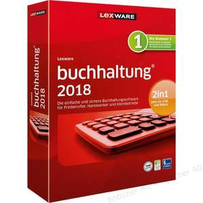 Lexware Buchhaltung 2018 für 122,55 € statt 162,35 € + 4 Tüten Haribo gratis!