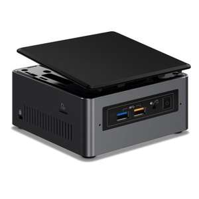[NBB] gecCOM NUC Mini-PC [Intel Celeron J3455 / 8GB RAM / 128GB SSD / HD 500 / oOS]