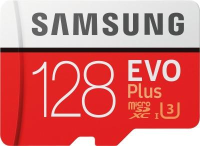 BESTPREIS dank MASTERPASS: Samsung 128 GB EVO Plus microSD