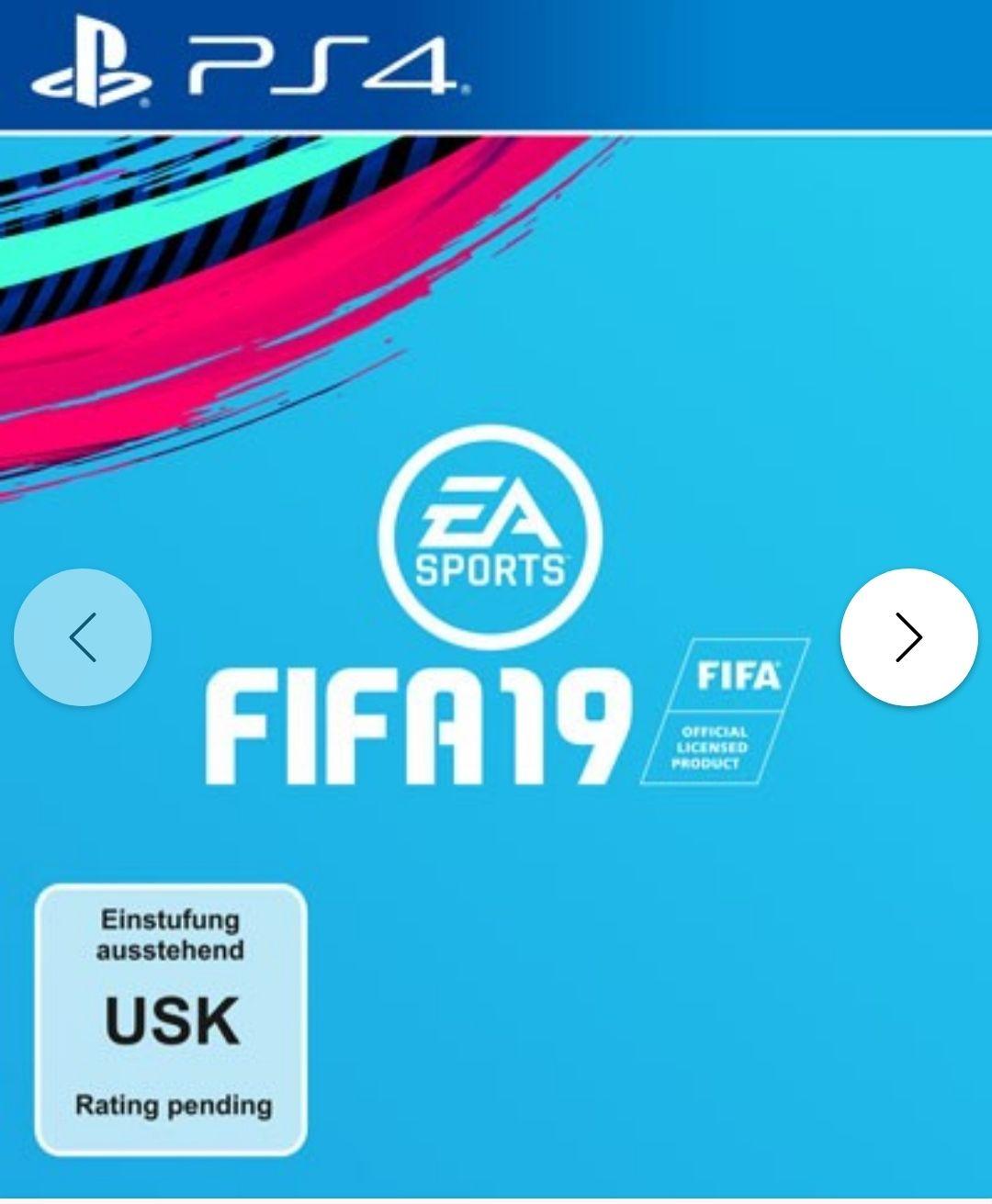 Fifa 19 (PS4/XB1) Bestpreis über Rakuten und Masterpass